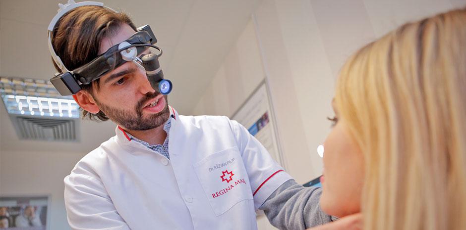 Medic chirurg orl Bucuresti – Razvan Filip – Prezentare
